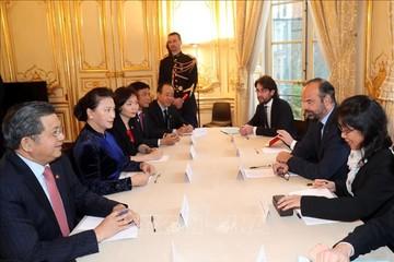 Pháp khẳng định ủng hộ sớm phê chuẩn EVFTA