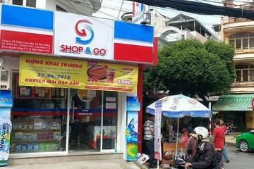Vingroup mua chuỗi cửa hàng Shop&Go với giá 1 USD