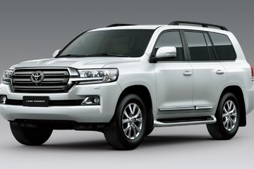 Toyota Việt Nam ra mắt Land Cruiser 2019, giá gần 4 tỷ đồng