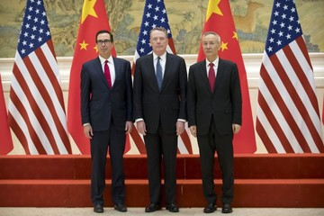 Mỹ, Trung đã hoàn thành 90% thỏa thuận thương mại