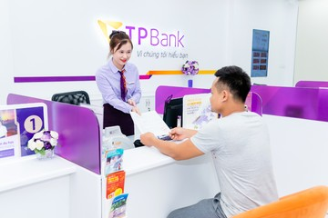 TPBank lãi trước thuế quý I đạt 853 tỷ đồng, tăng 66% so với cùng kỳ
