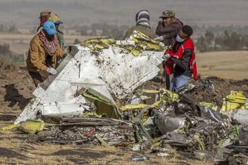 Ethiopia công bố báo cáo sơ bộ về tai nạn máy bay Boeing 737 MAX