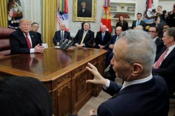 Tổng thống Trump sẽ gặp Phó Thủ tướng Trung Quốc vào ngày 4/4