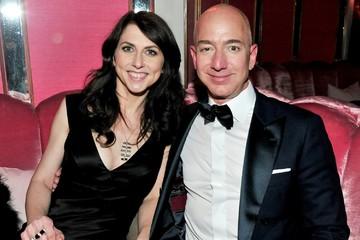 Vợ CEO Amazon thành phụ nữ giàu thứ 4 thế giới sau ly hôn