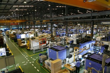 Toyota Việt Nam và An Phát hợp tác phát triển công nghiệp nhựa hỗ trợ và nâng cao nội địa hóa