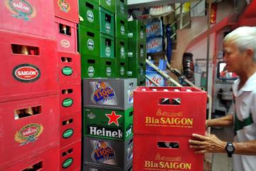 TP HCM tính tăng thuế với rượu bia