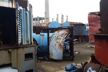 Dự án nhà máy thép 2.000 tỷ đồng, đưa ra đấu giá hơn 100 tỷ đồng
