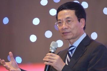 Bộ trưởng Nguyễn Mạnh Hùng chỉ ra cách các công ty nhỏ có thể đánh bại doanh nghiệp lớn