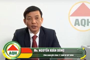 Công ty mẹ của Vinaconex đổi tổng giám đốc SN 1994 và là con trai ông Nguyễn Xuân Đông?