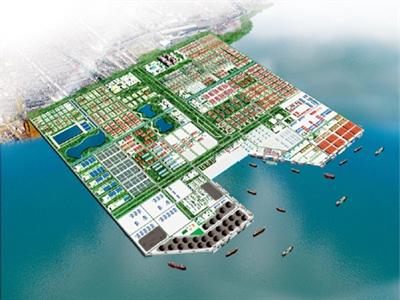 Sau Vinashin, Indevco rút khỏi dự án KCN - Cảng biển Hải Hà