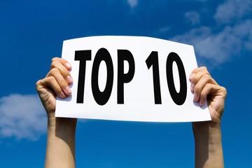 10 cổ phiếu tăng/giảm mạnh nhất tuần: Nhiều mã tăng trên 30%