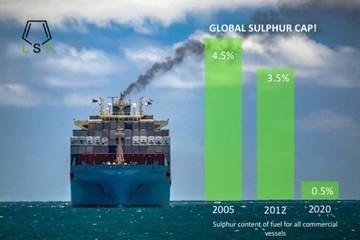 Vận tải biển đối mặt 50 tỷ USD chi phí chuyển sang nhiên liệu sạch
