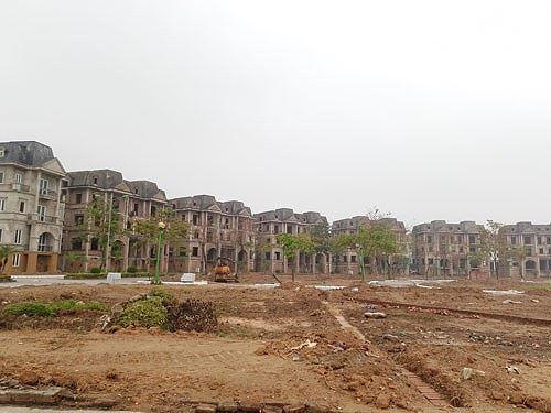 Chưa lên quận, giá đất 4 huyện Hà Nội đã tăng bất thường