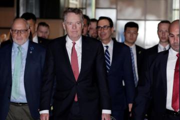 Mỹ, Trung Quốc đàm phán gì trong tuần qua?