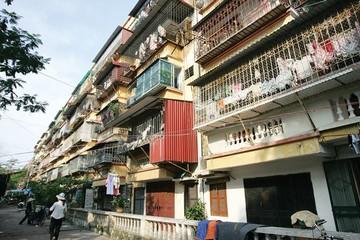 TP HCM trước nguy cơ vỡ kế hoạch sửa chữa chung cư cũ