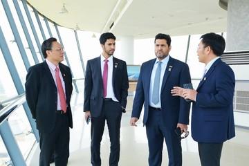 Công ty dầu quốc gia Abu Dhabi muốn cung cấp nguyên liệu cho BSR