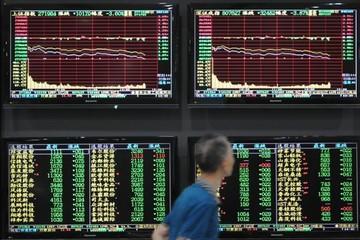 Giới đầu tư giữ tâm lý thận trọng, chứng khoán châu Á rời đỉnh 7 tháng