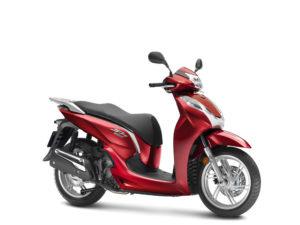 Honda SH300i mới giá từ 276,5 triệu đồng tại Việt Nam