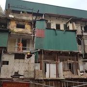 Cận cảnh khu chung cư cải tạo 40 tỷ một căn ở Hà Nội