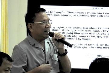 Hội thảo chống sạt lở ĐBSCL xuất hiện những thông tin 'sốc'