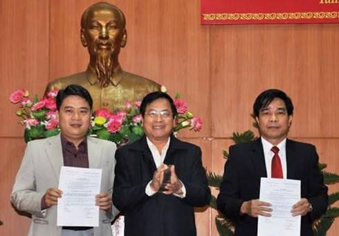 Quảng Nam có phó bí thư Tỉnh ủy mới