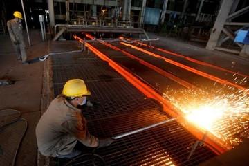Các dự án lớn đi vào hoạt động, sản lượng thép dự báo tăng 10% năm nay