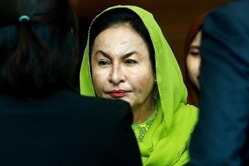 Vợ của cựu thủ tướng Malaysia bị buộc tội nhận hối lộ