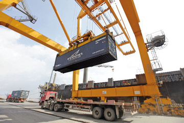 'Ông lớn' tư nhân và cuộc dấn thân tỷ USD vào cảng biển