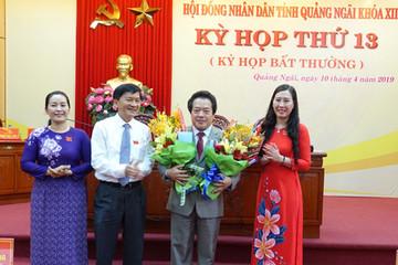 Quảng Ngãi có Phó Chủ tịch UBND tỉnh mới