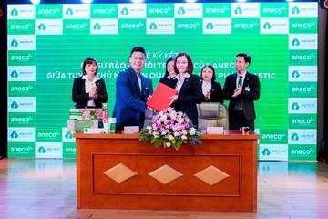 Tuyển thủ Quang Hải trở thành Đại sứ bảo vệ môi trường của AnEco