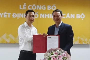 Bảo hiểm Sài Gòn - Hà Nội có tổng giám đốc mới