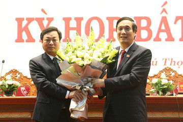 Thủ tướng phê chuẩn kết quả bầu chủ tịch tỉnh Phú Thọ