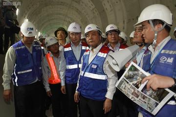 Năm 2021 khánh thành tuyến metro đầu tiên của TP HCM