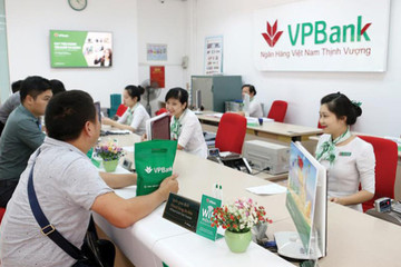 VPBank đặt kế hoạch lãi 9.500 tỷ đồng, chào bán riêng lẻ 260 triệu cổ phiếu