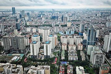 Căn hộ bình dân tại Hà Nội bùng nổ giao dịch trong quý I