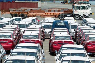 Phần lớn ôtô nhập khẩu về Việt Nam là từ Thái Lan và Indonesia