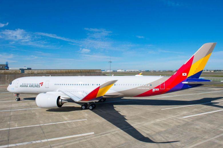 Tập đoàn Kumho Asiana bán hãng hàng không Asiana Airlines