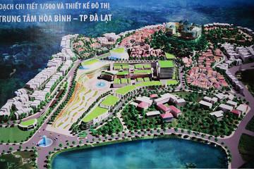 80 kiến trúc sư kiến nghị xem lại quy hoạch khu trung tâm Đà Lạt