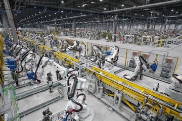 Nhà máy ôtô VinFast sẽ khánh thành vào tháng 6