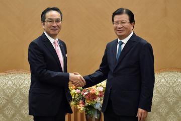 Tập đoàn Marubeni muốn mở rộng đầu tư nhiều lĩnh vực ở Việt Nam
