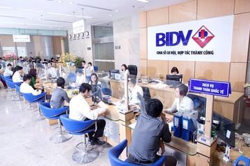 BIDV đặt mục tiêu lãi 10.500 tỷ, được chấp thuận 1 trên 4 phương án tăng vốn