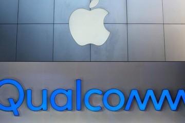 Apple và Qualcomm bất ngờ đình chiến trên toàn cầu