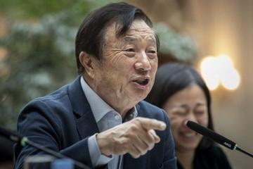 Nhà sáng lập Huawei: 'Chính phủ Mỹ đang quảng cáo cho chúng tôi'