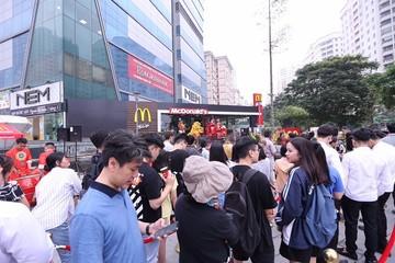 McDonald's khai trương cửa hàng thứ 2 tại Hà Nội