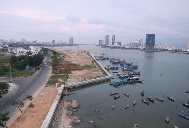 Sở Xây dựng Đà Nẵng nói gì về dự án Marina Complex được cho là lấn sông Hàn?