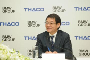 Chủ tịch Trần Bá Dương sẽ tiếp tục ứng cử HĐQT của Thaco