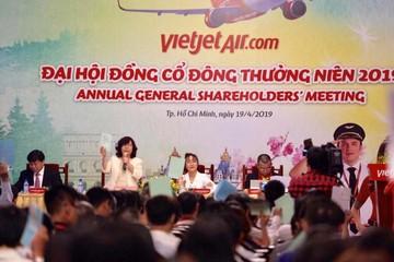 ĐHCĐ Vietjet: Mở thêm 20 đường bay quốc tế, kế hoạch lãi gần 6.220 tỷ đồng