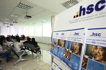 Quý I, Chứng khoán HSC báo lãi giảm hơn 75% so với cùng kỳ