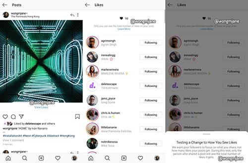 Sắp hết thời 'sống ảo' trên Instagram