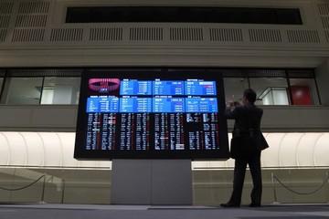 Chứng khoán châu Á tăng, nhiều thị trường đóng cửa nghỉ lễ